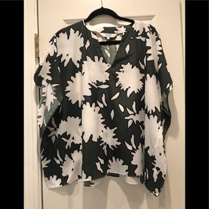 CROSBY silk blouse